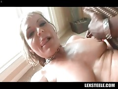 Curvaceous Lady Gets Fucked By Black Man 3