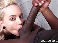 Miley May Starves For Huge Black Cock 3