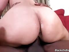 Black Guys Facefuck And Assdrill Hot Blonde 3