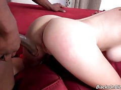 Two Black Dudes Bangs Sexy White Girl 2