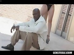 Breasted White Milf Adores Big Black Dicks 2