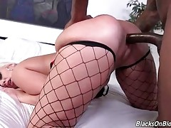 Lucky B Dallas Loves To Get Fucked Hard 1